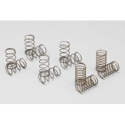 Yokomo YD-2 RWD Drift Spring Set (Whole Set, 2pcs x 6types)