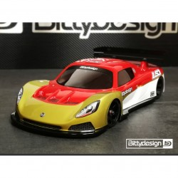 Bittydesign LS3 1/12 GT Lightweight Body