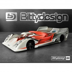 Bittydesign LSM19 1/12 On-Road body Light weight