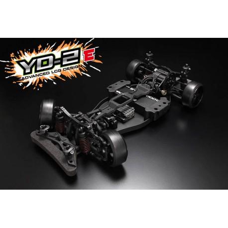 Yokomo YD-2E RWD Drift Car (Plastic Chassis)