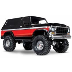 TRAXXAS TRX-4 Ford Bronco Ranger XLT Crawler RTR Red