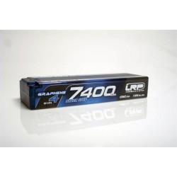 LRP LiPo 7400mAh HV Stock Spec Graphene-4 7,6V LiPo 135C/65C