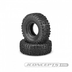 "JConcepts Landmines - green force compound - 1.9"" performance scaler tire"