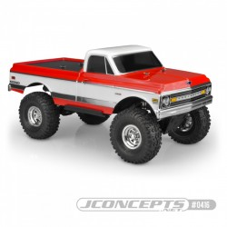 "JConcepts 1970 Chevy C10 (12.3"" wheelbase)"