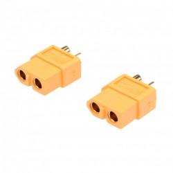 HRCSPAIN CONECTOR XT60 HEMBRA (2pcs)