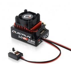 Hobbywing QuicRun 10BL120 Sensored ESC 2-3S Car 1/10
