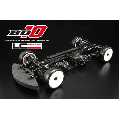 Yokomo BD10LC Carbon Chassis Touring Car Kit