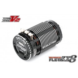 Muchmore FLETA ZX8 Evolution 1/8th Scale Brushless Motor 1900 KV