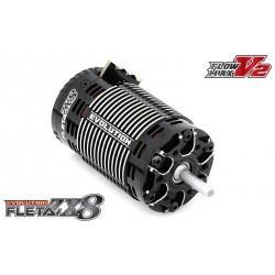 Muchmore FLETA ZX8 Evolution 1/8th Scale Brushless Motor 2600 KV