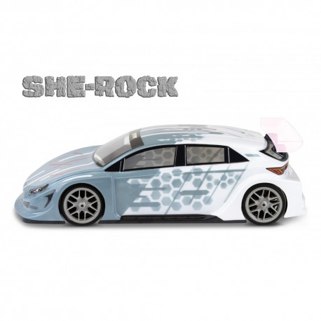 XTREME AERODINAMICS SHE-ROCK 1/10 FWD FRONTY