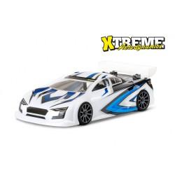 Xtreme 1/10 CZ1 Clear Body 0.75mm (200mm)