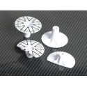 3 RACING F104-19 Rim Cover Set For F104