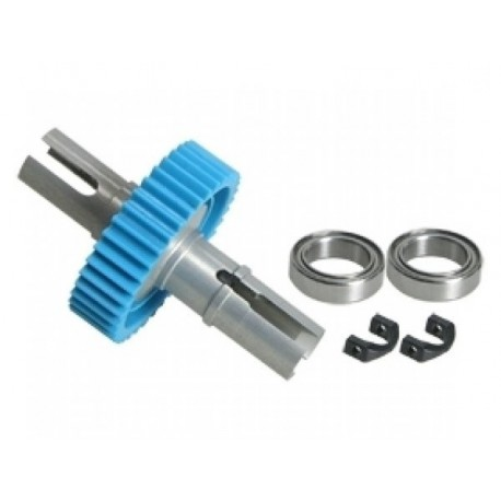 3 RACING M05-17/HT/V2 Aluminium Ball Differential System For Mos
