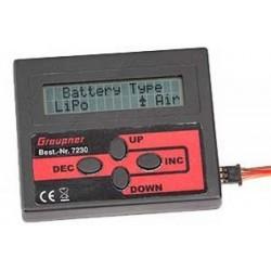 GRAUPNER 7230 Brushless Controller BPB