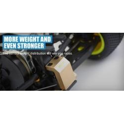REVOLUTION DESIGN DEX210 BRASS REAR WEIGHT SET - RDRP0049