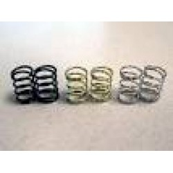 RIDE RI-28015 Front Spring for F-1 Rubber Tire (Super Soft) Black