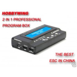 HW-86020090 Hobbywing Professional LCD Program Box