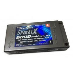 Team Silverback Spiral X 1S 6000mAh 90C