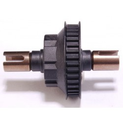 SPEC-R SPR009-AS Gear Differential Set 40T(For Associated - TC6)