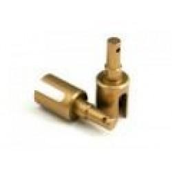 SPEC-R SPR010-ALCXR Hard Coated 7075 Aluminum Diff. Joint(For Spec-R SPR009-XR)