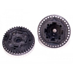 SPEC-R SPR010-HBD Gear Diff. Housing 40T(For SPR009-BD)