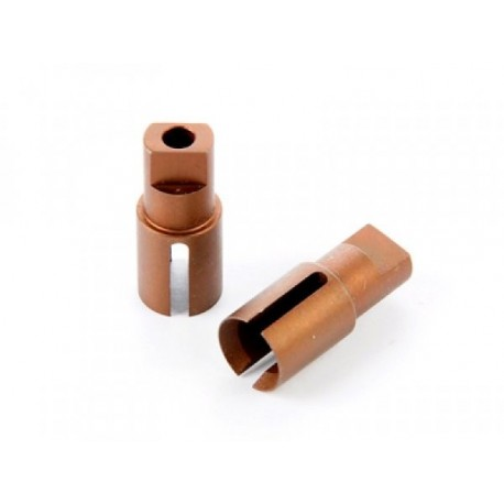 SPEC-R SPR-SPR020-SCXR Spring Steel Spool Outdrive For Xray T3 & T4