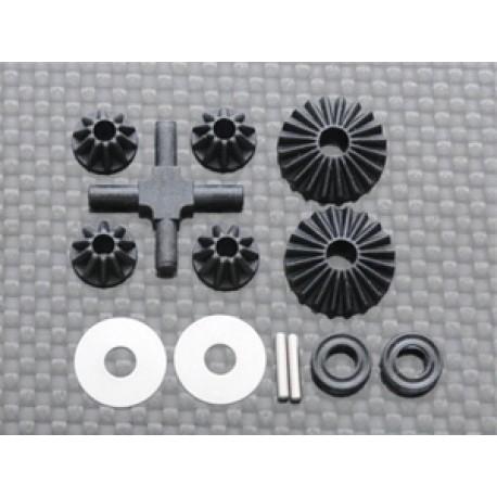 SPR-SPR010G2 Spec R Carbon Internal Gear Set BD7