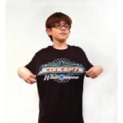 LRP J2078XXXL JConcepts-Punisher T-shirt - 2010 (xxx-large-Black)