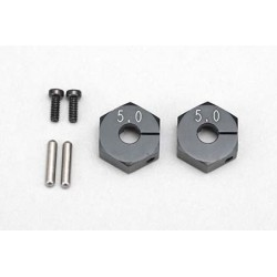 Clump Wheel Hub (5.0mm?Black)