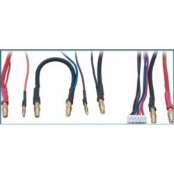 LRP 65822 Cable carga LiPo 2Sx2 c/balanceador
