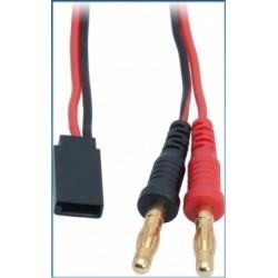 LRP 65823 Cable carga RX Futaba 50cm.