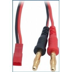 LRP 65825 Cable carga JST rojo 50cm.