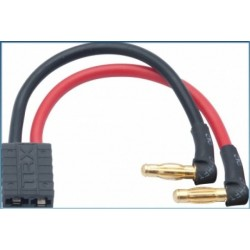 LRP 65837 Cable adaptador 4mm a Traxxas