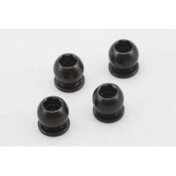 YOKOMO B7-S8 Shock cap/Shock end ball for BD7 (4pcs)