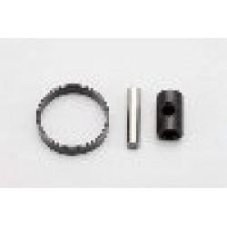 YOKOMO BM-010TPC C-Clip Universal joint pin BMAX-4