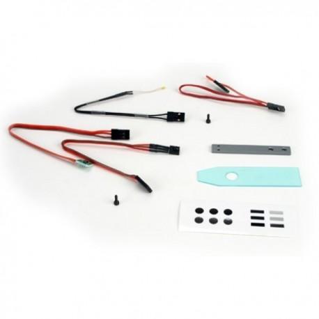 SPM1400 SPEKTRUM Electric Sensor Package (3) & Hardware