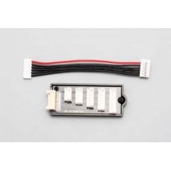 YOKOMO YZ-114-5 XH Type Blance Wire Adaptor(2-5Cells) for YZ-114SPB