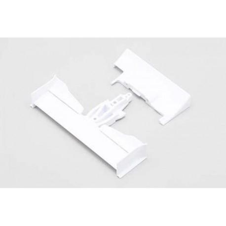 YOKOMO YF-FDW Front wing /rear diffuser set (white)