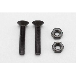 Front Wing Mouting Screw Set(M4 x 22mm/Nut 2set)
