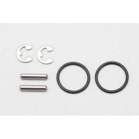 YOKOMO GT-24P Wheel Hub pin/O ring for GT series