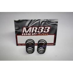 MR33-Spring PMR33 Ride Spring Purple Hard , hard pro matched, (2pcs), MOQ 10