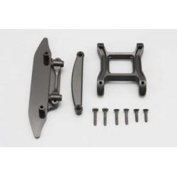 YOKOMO RF-001 F Bumper/Body Post Mount Set for RF Concept