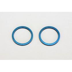 YOKOMO SD-501R Aluminum Diff Joint Ring (Blue/2pcs)