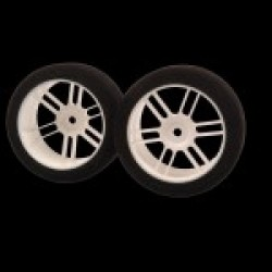 ENNETI S2RW35 Rueda Touring 1/10 Rear 30mm Shore 35