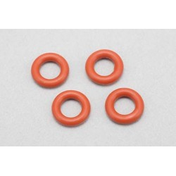 Gear diff O-ring (silicone) 4pcs