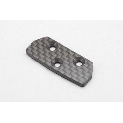 YOKOMO B4- 300RE Rear End Plate (Graphite)