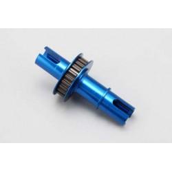 YOKOMO DRB- 50118 FCD ×1.8 Solid Axle Unit (Blue)