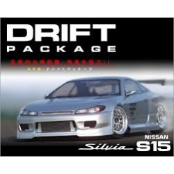 YOKOMO DRIFT PACKAGE NISSAN S15 SILVIA