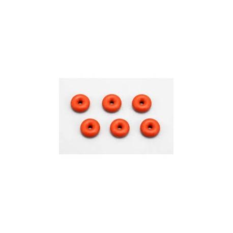YOKOMO R12- 180 R12C3 SHOCK O-RINGS (6)