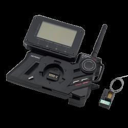 KO PROPO 80543 Master Unit EX-1 KIY v2 FHSS 2.4Ghz + Receptor KR413FH
